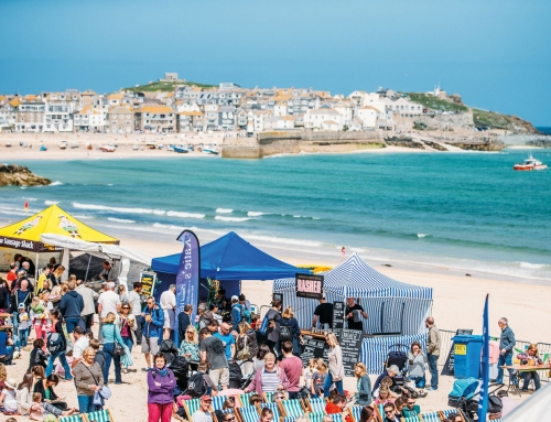 St.Ives Food Festival 2016